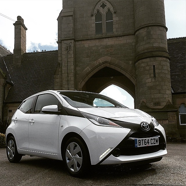 The Toyota Aygo On Short Term Car Leasing! From Just £195