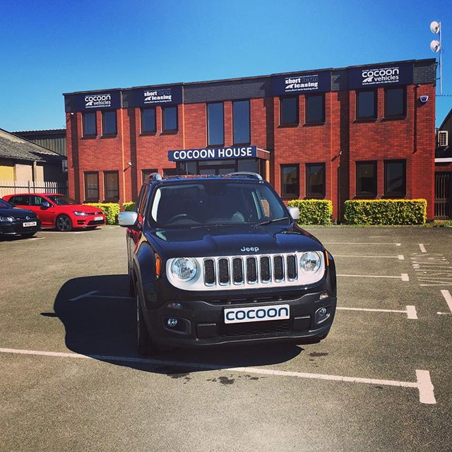 Arrived and ready to go out! 1.6 MultiJet Limited 5dr in Black!  www.cocoonvehicles.co.uk