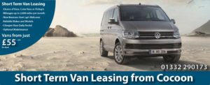 Short Term Van Leasing