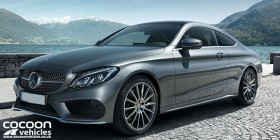 Mercedes C Class Coupe Special Offer