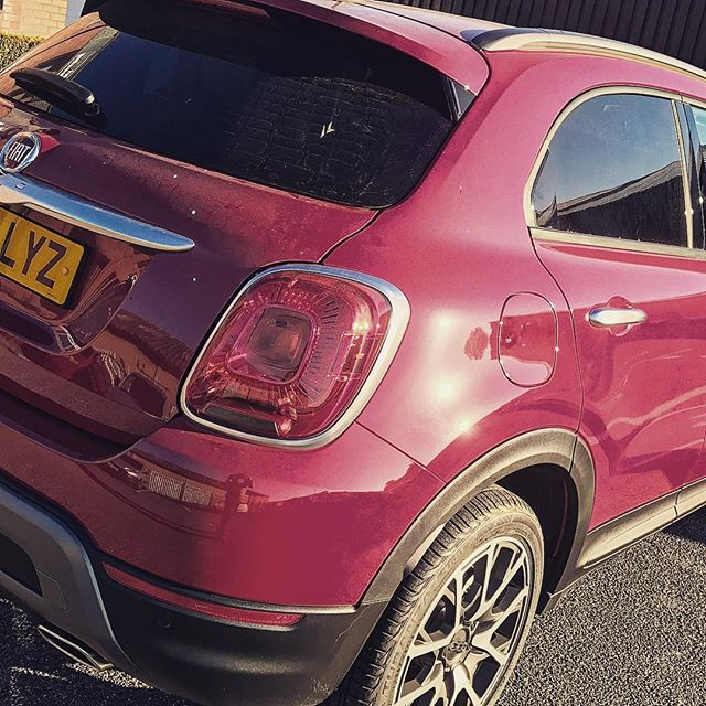 "Fiat 500x just arrived at HQ and ready to be delivered Short and Long Term Car Leasing : 0330 330 9425 : or GOOGLE ""Cocoon Vehicles"""