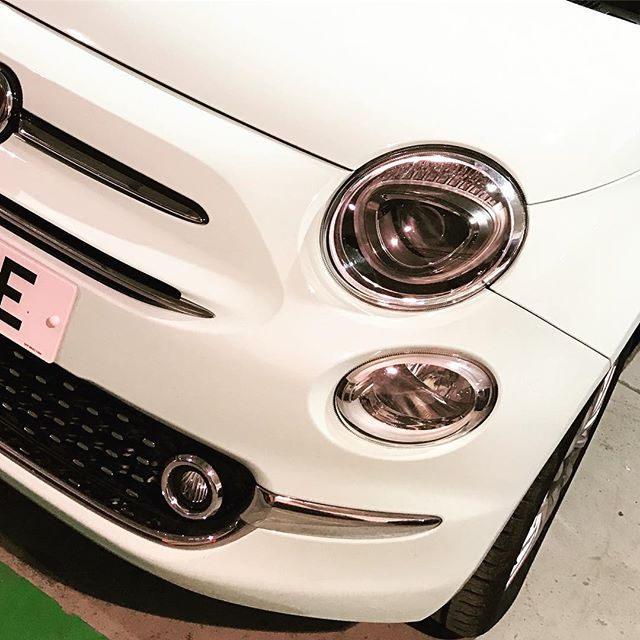 """Fiat 500 Auto : Cheapest Short Term a Flexible vehicle available! Short and Long Term Car Leasing : 0330 330 9425 : or GOOGLE """"Cocoon Vehicles"""""""
