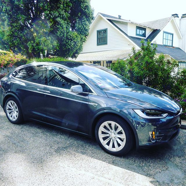 """Tesla Model X : We love the Model S, but what do you think of this gull wing power plant? Short and Long Term Car Leasing : 0330 330 9425 : or GOOGLE """"Cocoon Vehicles"""""""