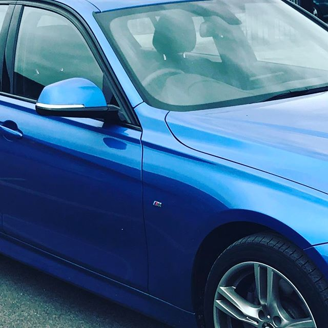 """Estoril Blue is our most popular BMW colour on short term and long term contracts Short and Long Term Car Leasing : 0330 330 9425 : or GOOGLE """"Cocoon Vehicles"""""""