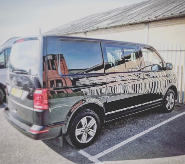 "Here at @cocoonvehicles we love the VW Transporter Kombi's! Available to Contract Hire, Short Term Lease or Purchase! Short and Long Term Car Leasing : 0330 330 9425 : or GOOGLE ""Cocoon Vehicles"""
