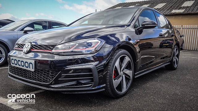 """VW Golf GTi Mk 7.5 already to go out Short and Long Term Car Leasing : 0330 330 9425 : or GOOGLE """"Cocoon Vehicles"""""""