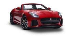 jaguar f-type convertible 2door