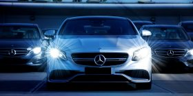 Mercedes Car - Personal Contract Hire