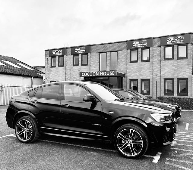 BMW X4 is off to Leicester for a new customer. Available and in stock on Short Term Flexible Contracts! Flexible Vehicle Leasing | No Silly Upfront Payments | Individuals & Corporate Welcome  01332 290173
