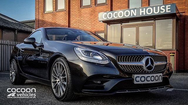 Yes it's winter, but doesn't stop our customers taking this beautiful Mercedes SLC for 6 months and it even comes with heated seats!