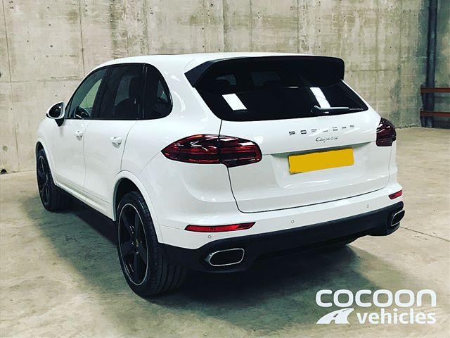 Porsche Cayenne Platinum Editions available on Flexi-rent  Contact the team on 01332 290173