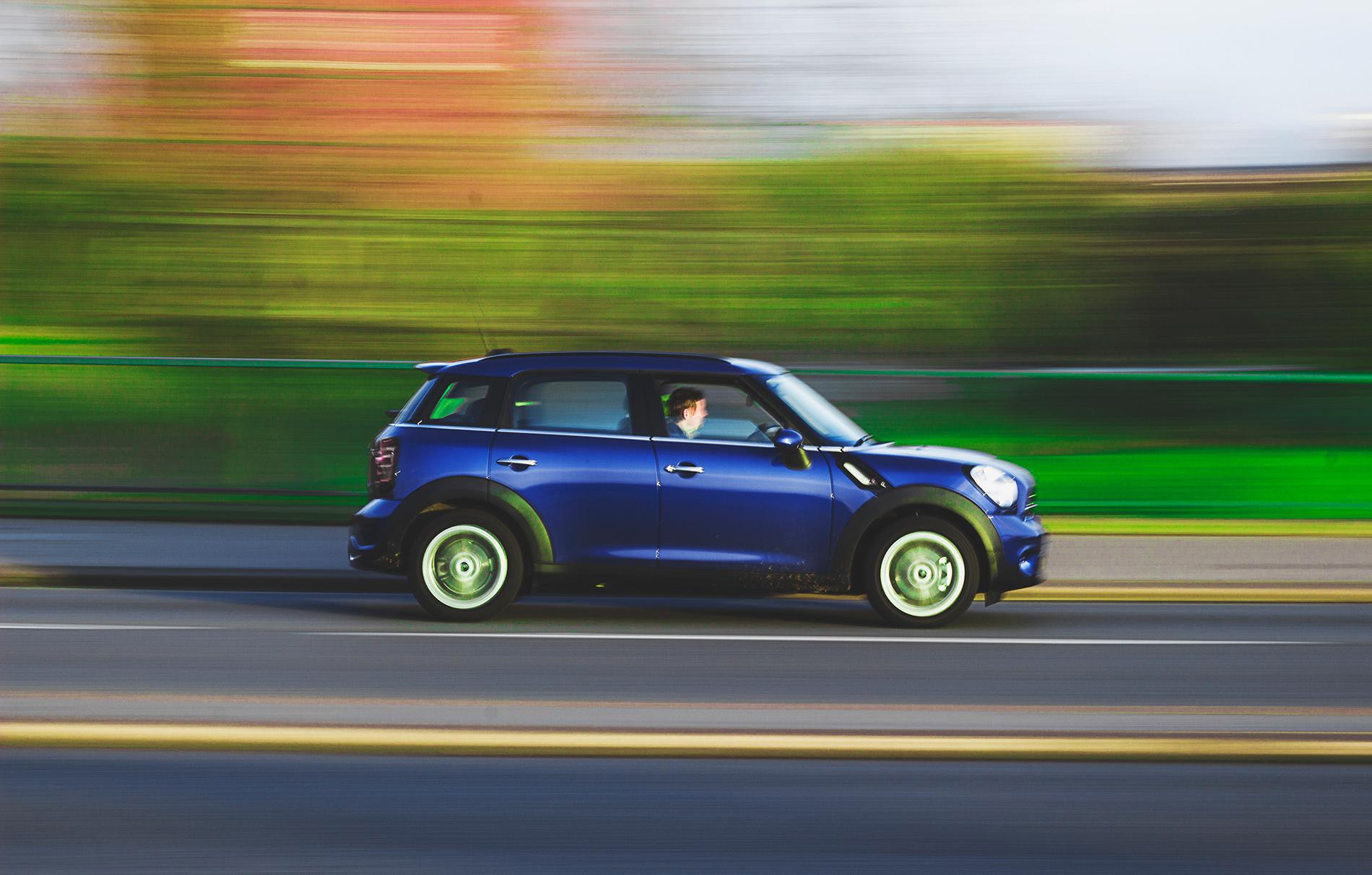 Mini on Short Term Car Lease