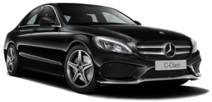 Long Term Car Hire on Mercedes C Class