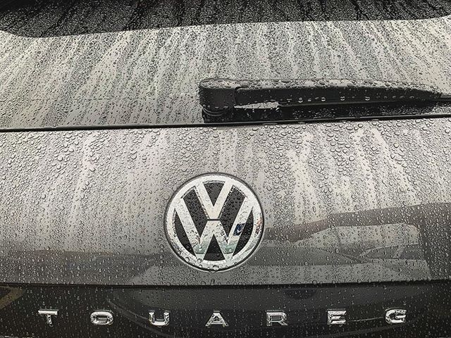 Brand new @volkswagen_uk Touareg has arrived and off out on a 6 month short term contract! This car is superb!
