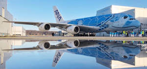 First Airbus A380 for ANA