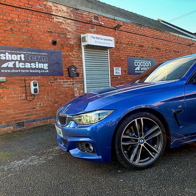 Order ready for March/April delivery! The fantastic BMW 4 Series available on both fixed and flexible contracts. Call the team on 01332 290173 or visit the website in the bio!  @bmwuk