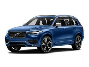 Volvo XC90 Inscription Specification