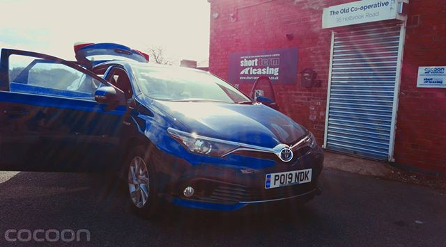 We've still got a few Toyota Auris and Corolla Hybrids left for delivery in April and May on Short Term Car Lease  https://www.youtube.com/watch?v=p9Futf1B2C8&t=19s