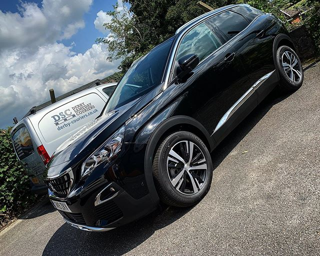 Peugeot 3008 ready for delivery Tuesday to an existing customer! You'll love the kit on this car!  @peugeotuk
