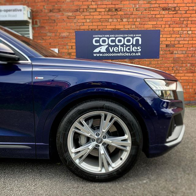 One of the last @audiuk Q8's of this batch has arrived and ready to go out to an extremely good existing customer!