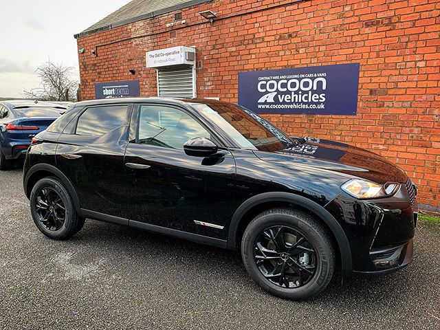 DS DS3 Crossover on it's way to Walsall on an 18 month contract!