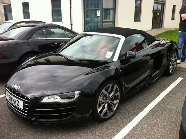 Flashback to 2011 when we delivered this Audi R8 to a great customer in Swansea