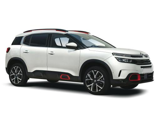 Citroen C5 Aircross Hatchback 1.5 BlueHDI 130 Flair on 12 month car lease