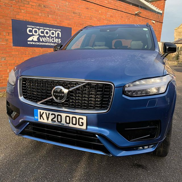 Another Volvo XC90 going out the door, this time to a new customer in #sevenoaks! Enjoy the ride!  We've got a wide range of XC90's on 5/6 month fixed short term car leases, please visit the website for more information or call 01332 290173.