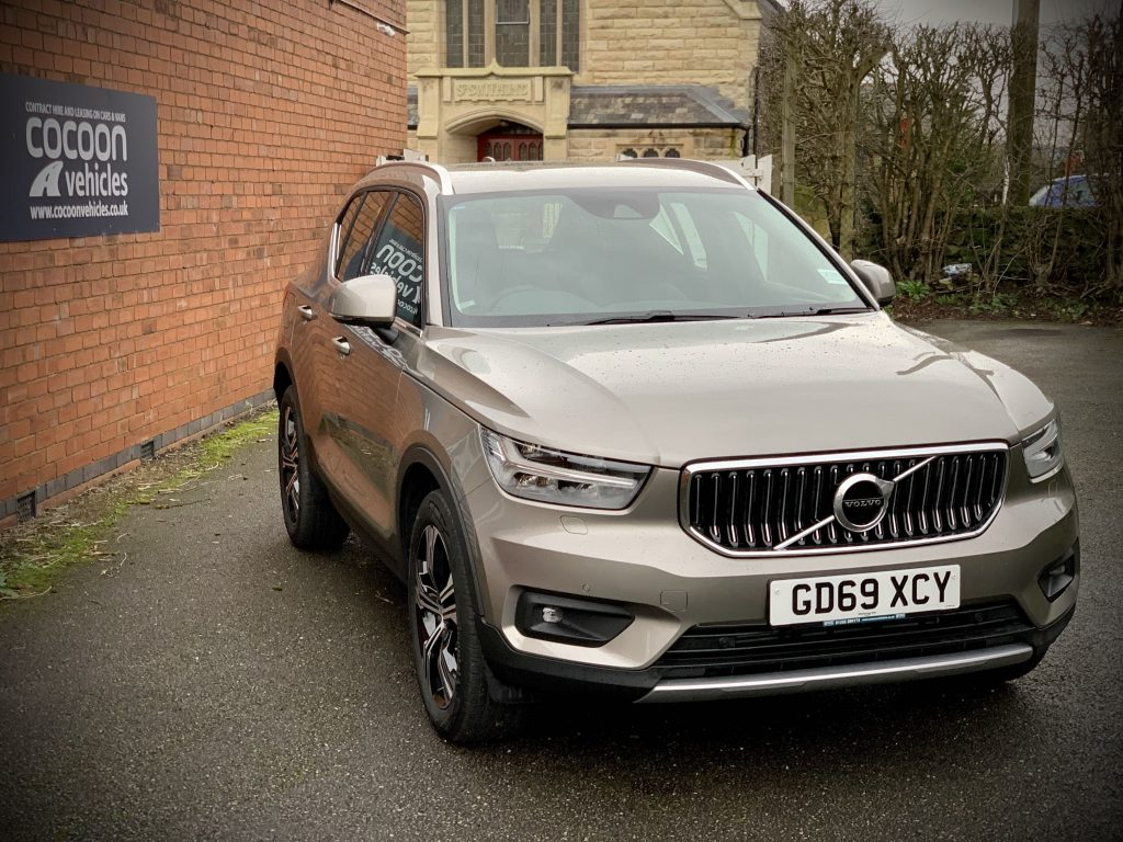 Volvo XC40 - 6 Month Car Lease