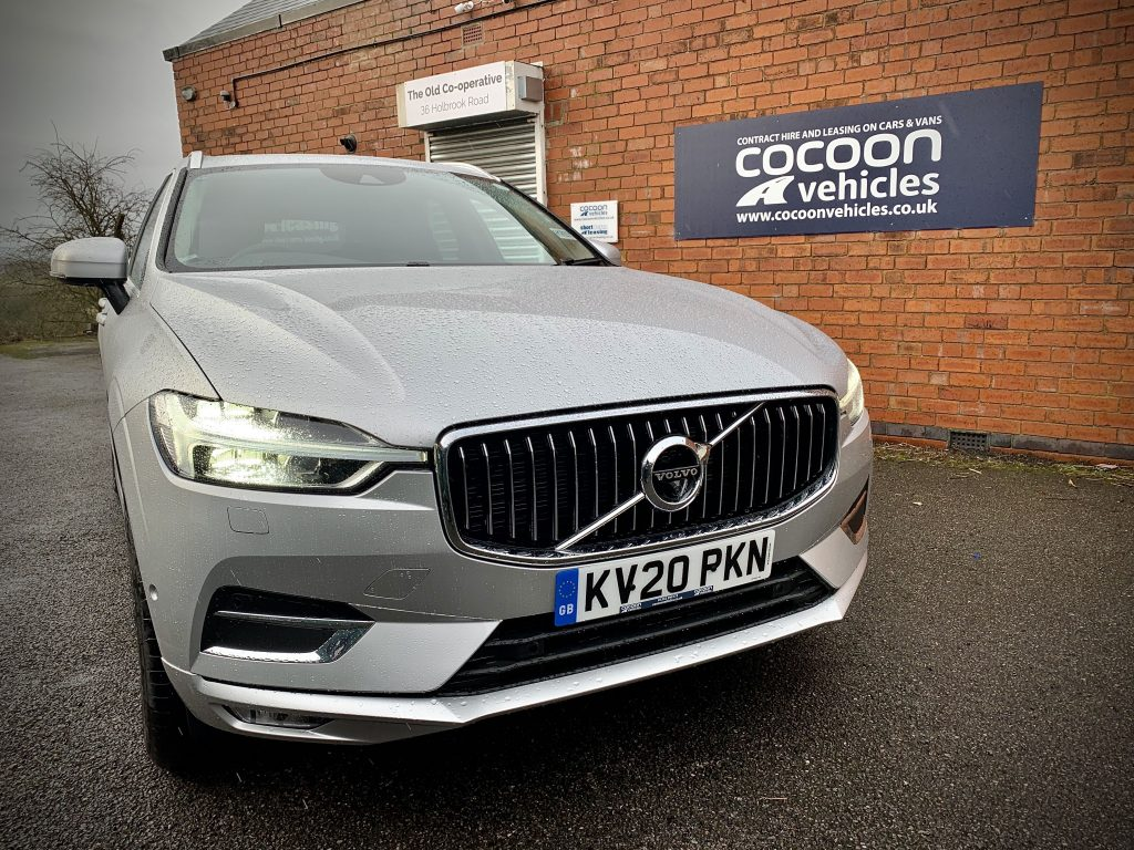 Volvo XC60 Delivered to Swansea