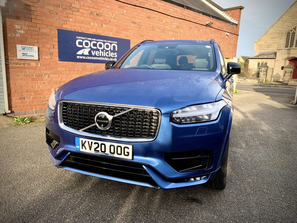 Volvo XC90 Delivered to Business Customer