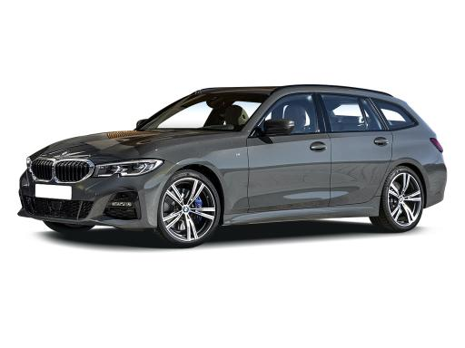 BMW 3 Series Touring Delivered to London
