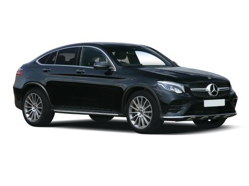 Mercedes-Benz GLC Coupe Delivered to Derby
