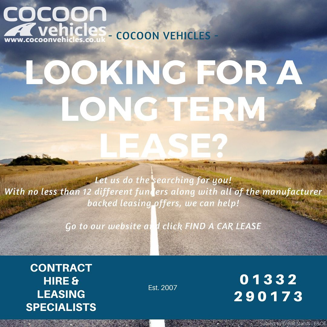 """Looking for a long term car lease? Let our team do the hard work for you and find the best prices in the market place!  Go to our website and click the """"Find a car lease"""" button."""