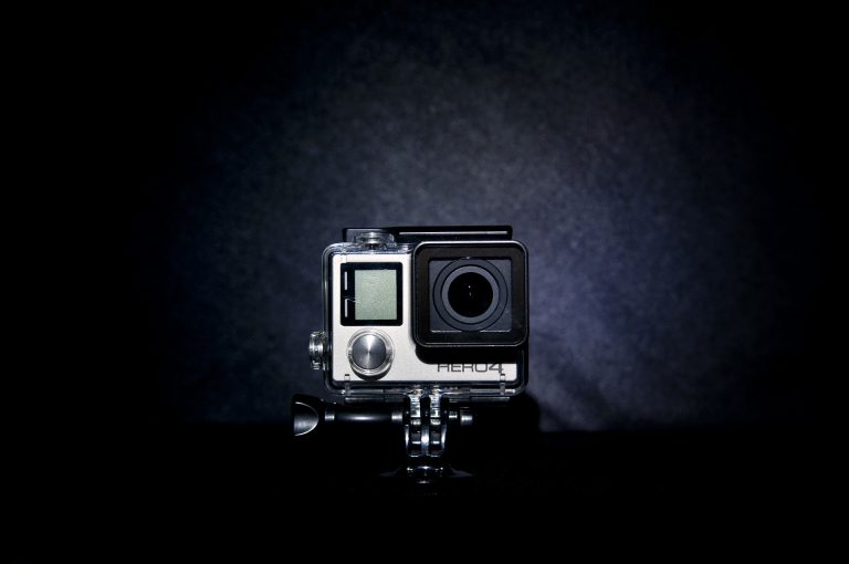 GoPro Hero used on collection and deliveries