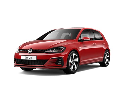 Volkswagen Golf Hatchback 2.0 TSI 290 Gti TCR DSG on 6 month car lease