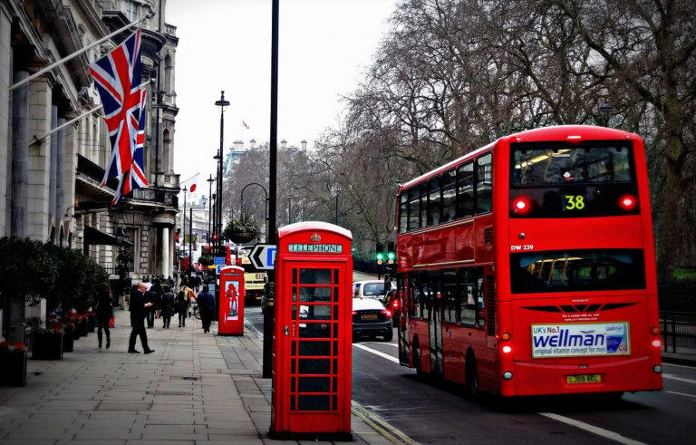 London Congestion Charge Re-introduced