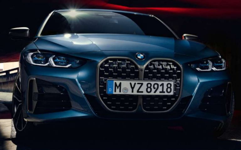 BMW 4 Series Coupe - 2020