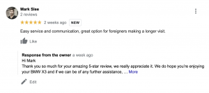 """""""Easy service and communication, great option for foreigners making a longer visit."""""""
