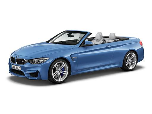 BMW M4 Convertible 3.0 Manual – GL