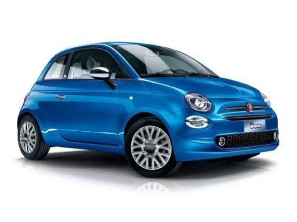 Fiat 500 Hatchback 1.2 Lounge 3dr Manual – CVC Manual