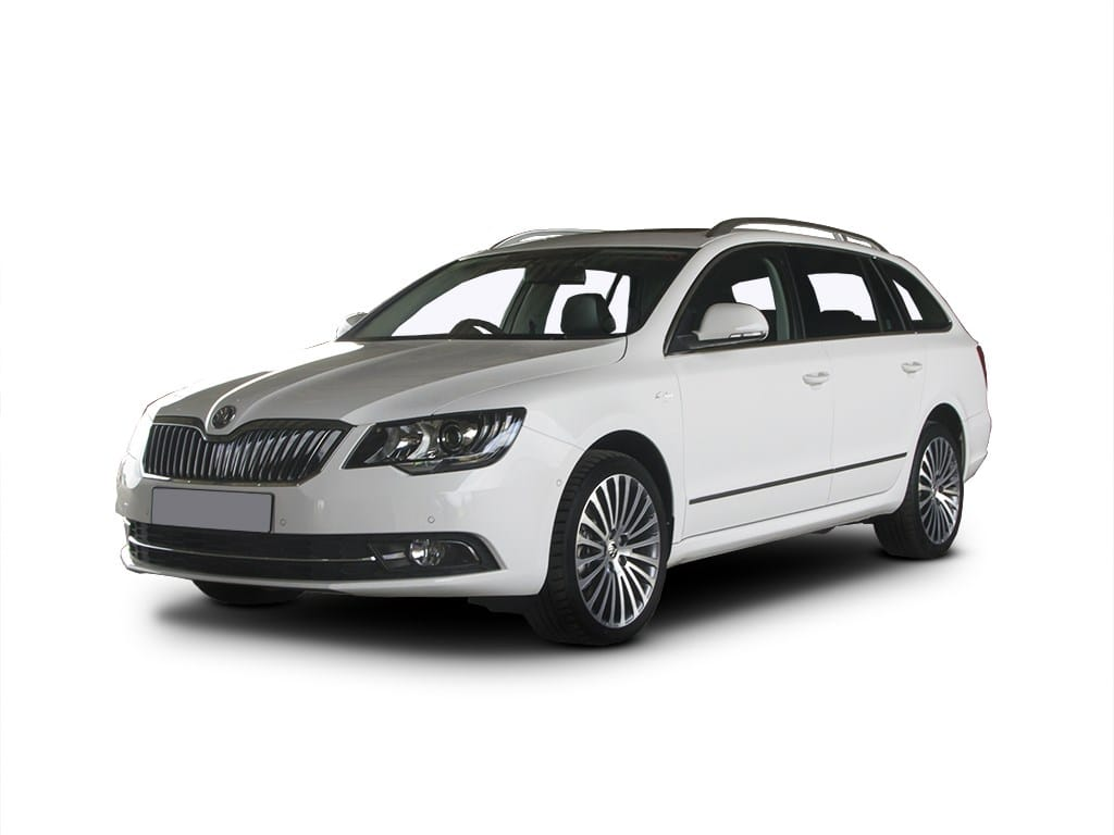 Skoda Superb Hatchback Black Edition 1.6 TDi 105PS Manual – DM
