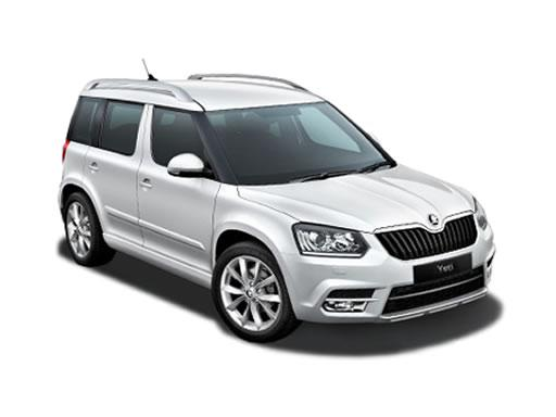 Skoda Yeti Hatchback Elegance 2.0 TDi CR DPF 110PS Manual – DM