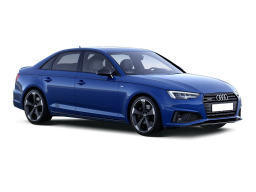 Audi A4 Saloon 40 TDI Black Edition S Tronic 4dr Automatic [GL]