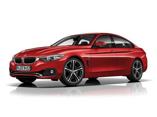BMW 4 Series Gran Coupe 420d M Sport 4dr Automatic [GL]