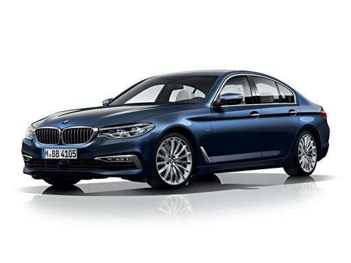 BMW 5 Series Saloon 530e M Sport [3m] 4dr Automatic