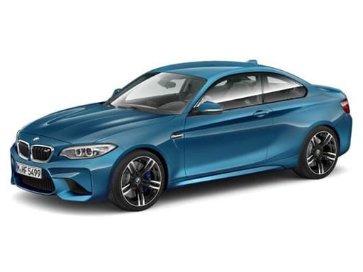 BMW M2 Coupe M2 Competition DCT 2dr Automatic [GLL]
