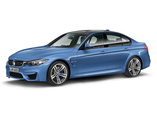 BMW M3 Saloon M3 DCT 4dr Automatic
