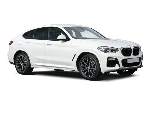 BMW X4 Estate xDrive 20d M Sport Step [New Shape] 5dr Automatic [GL]