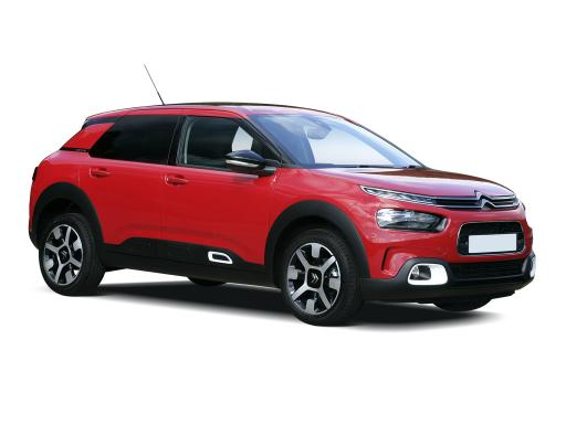 Citroen C4 Cactus Hatchback [3+11] 1.2 Puretech Flair 5dr Manual